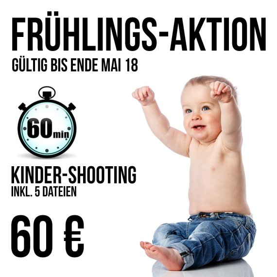 Kinderfotos günstig